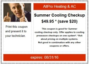 Coupon Cooling